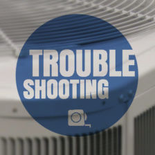 AC/heating troubleshooting