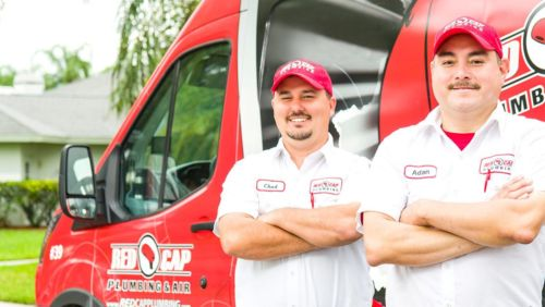 Red Cap Air Conditioning Techs