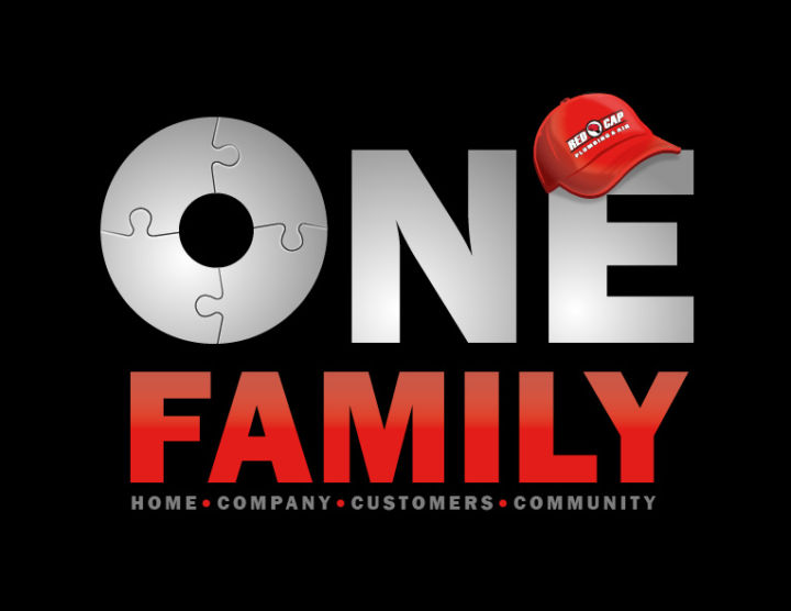 Red Cap One Family Final