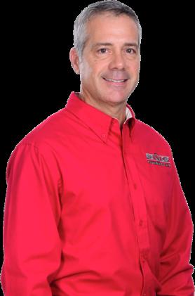 John G owner of Red Cap Air